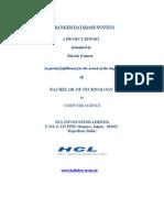 Banker Database System
