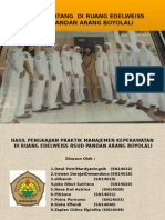 Laporan Hasil Pengkajian Praktik Manajemen Keperawatan Di Ruang