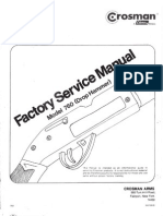 Crosman 760 Factory Service Manual