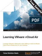 Learning VMware vCloud Air - Sample Chapter