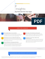 Mobile App Marketing Insights