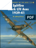 Osprey - Aircraft of the Aces No.012 - Spitfire MkI-II Aces 1939-41