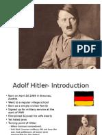 Hitler as a Leader