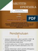 parotitis epidemika-ppt