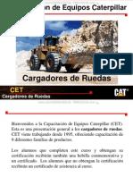 Curso Cargadores Frontales Caterpillar Inspeccion Seguridad Mantenimiento Operacion