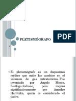 Pletismógrafo