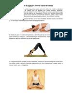 Yoga Para El Dolor de Cabeza