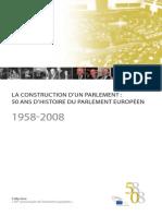 50ans Histoire Parlement Europeen