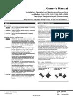 Manual Operação Ingersol Rand 15T2