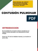 Contusion Pulmonar