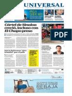 GradoCeroPress-Portadas Medios Impresos-Viernes 07 Agosto 2015