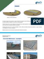 Concrete Mattress Brochure
