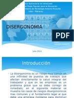 DISERGONOMIA