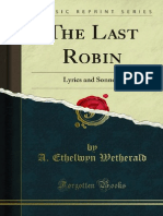 The Last Robin