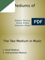 medium of music.pptx