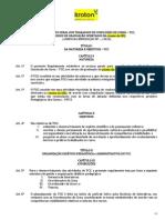 Regulamento Geral Trabalho Conclusao Curso Tcc