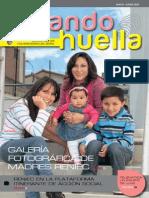 Revista DEJANDO HUELLA Mayo Junio
