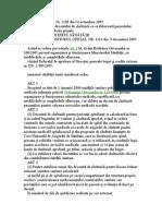 Ordin Nr. 1100_2005 Decont