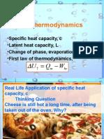 Thermodynamics Wee