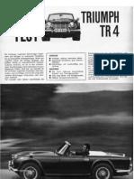 ams Aug 1962 Test Triumph TR4