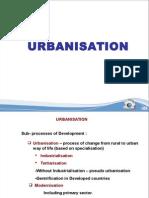 urbanisation ppt