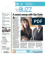 Steve Carell, Jennifer Garner and Miguel Arteta on Dick Van Dyke