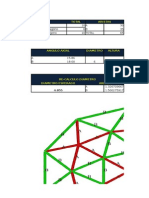 Calculo de Domo Geodesico
