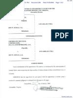 Tafas v. Dudas et al - Document No. 256