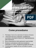 Documentare a più mani - Roma, 23 febbraio 2010
