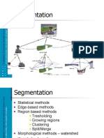 Digital Image Processing Lecture Segmentation