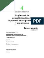 Coparticipacion Argentina