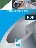 Catalogo GRAU hormigon y prefabricado