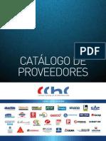 CATÁLOGO PROVEEDORES 2015