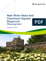 New River Head and Claremont Square Reservoir Planning Brief