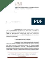 Contestação - Queda de Margem - Refinanc - Inscrição SPC - Danos Morais