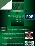 Starbucks Case Study1