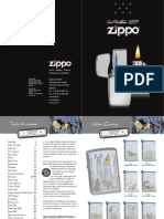 Zippo 2009 Complete Collection De