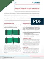 FELTEST Whitepaper Solucion a Los Problemas de Guiado en Las Telas de Formacion