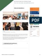 08-06-2015 Prepara Municipio Feria de Regreso a Clases