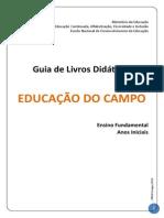 Guia Programa Nacional Do Livro Didático-Educação Do Campo 2013