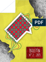 Boletin Telartes Nº2-2015 año 2015
