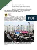 y Mumbai Need Intregrated Transport