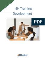 OSH training guide