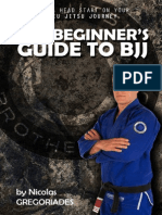 Beginner's Guide to BJJ