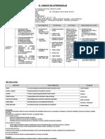 Unidad de Aprendinaje Trigonometria 5to III Bimestre - 2013