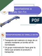 Transportadores Sin Fin (Presentacion)