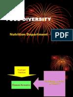 Food Diversity (Gizi)
