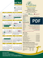 fcs calendar 2015-16