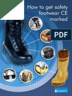 Safety Footwear Ce Marking