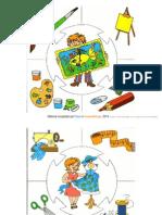 Puzzles Profesiones y Oficios